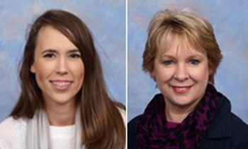 Two teachers receive nominations for Riverton Primary School