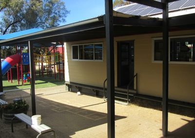 Manoora Primary School